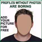 Image recommending members add Reading Passions profile photos